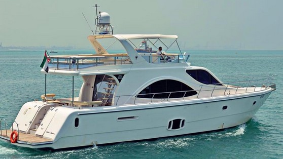 Majesty 56 Delice Charter